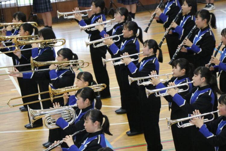 FM新潟で吹奏楽部演奏会の様子が紹介されました!