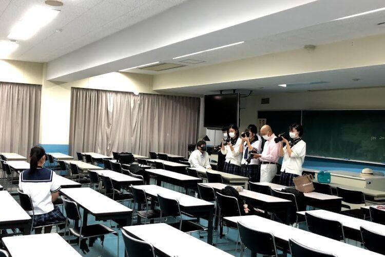 写真家 山田昌男 様による写真技術向上セミナーを行いました。