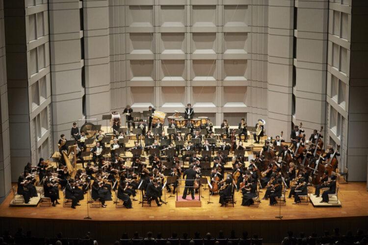 東京フィルハーモニー交響楽団特別レッスン